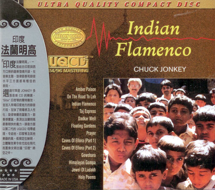Indian Flamenco